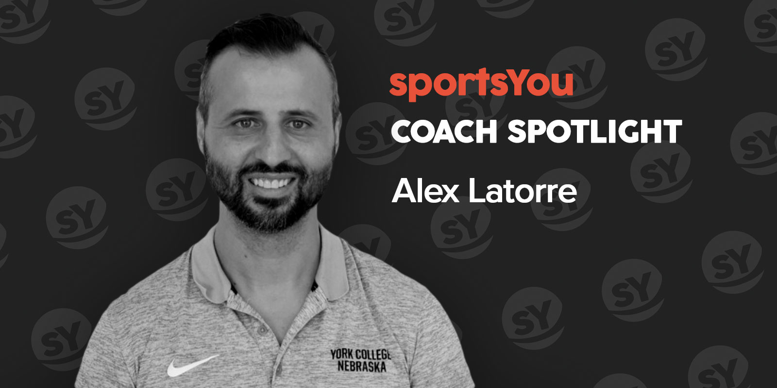 sportsYou Coach Spotlight: Q&A with Coach Alex Latorre