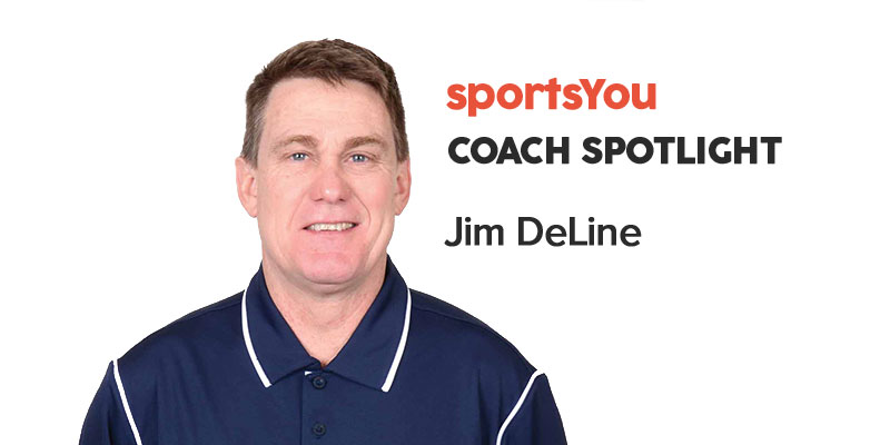 sportsYou Coach Spotlight: Q&A with Coach Jim DeLine